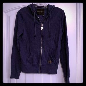 Victoria's Secret Supermodel ZIP UP size small